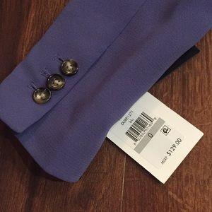 Dkny Jackets & Coats - ❕NWT DKNY Blue Blazer Size 0